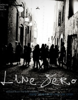 Line Zero Cover